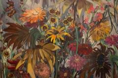 Bouquet Gone Crazy, Linda Abbott