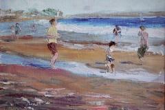 A Walk in the Sand, Bobbi Baldwin
