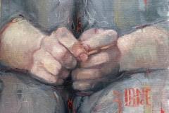 The Wringing Hands, Lance Copeland